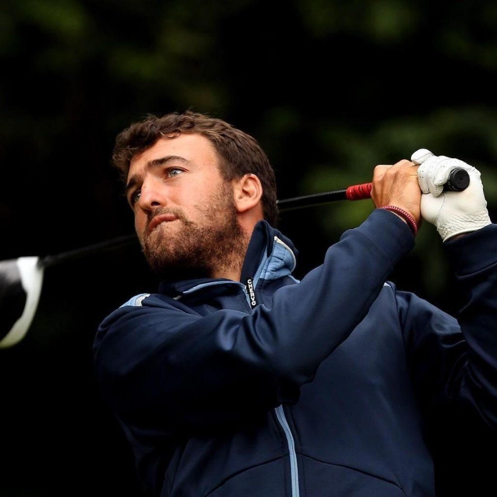 Golf Player Philip Geerts Chervò Athlete
