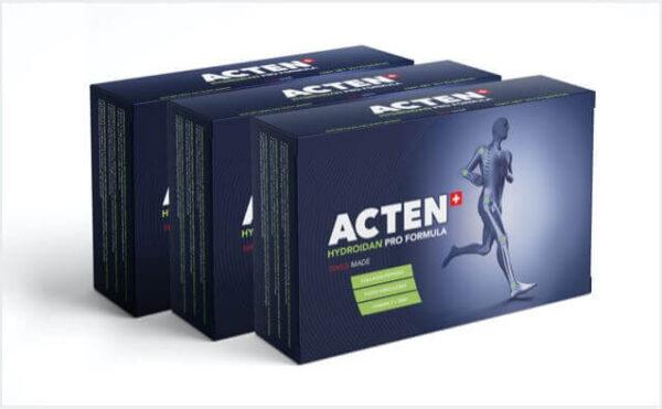 Acten Pro 3 boxes