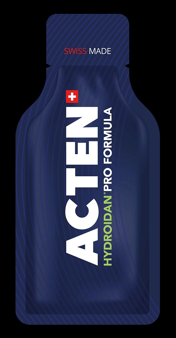 Acten Natural Joint Gel supplement Product Packaging Collagen Supplement for healthy joint
