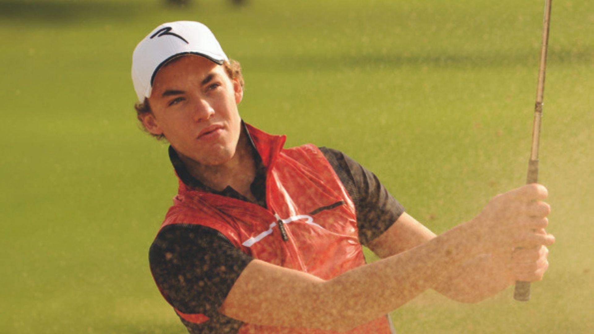 Professional Golf Instructor Lucas Erlacher for Chervò