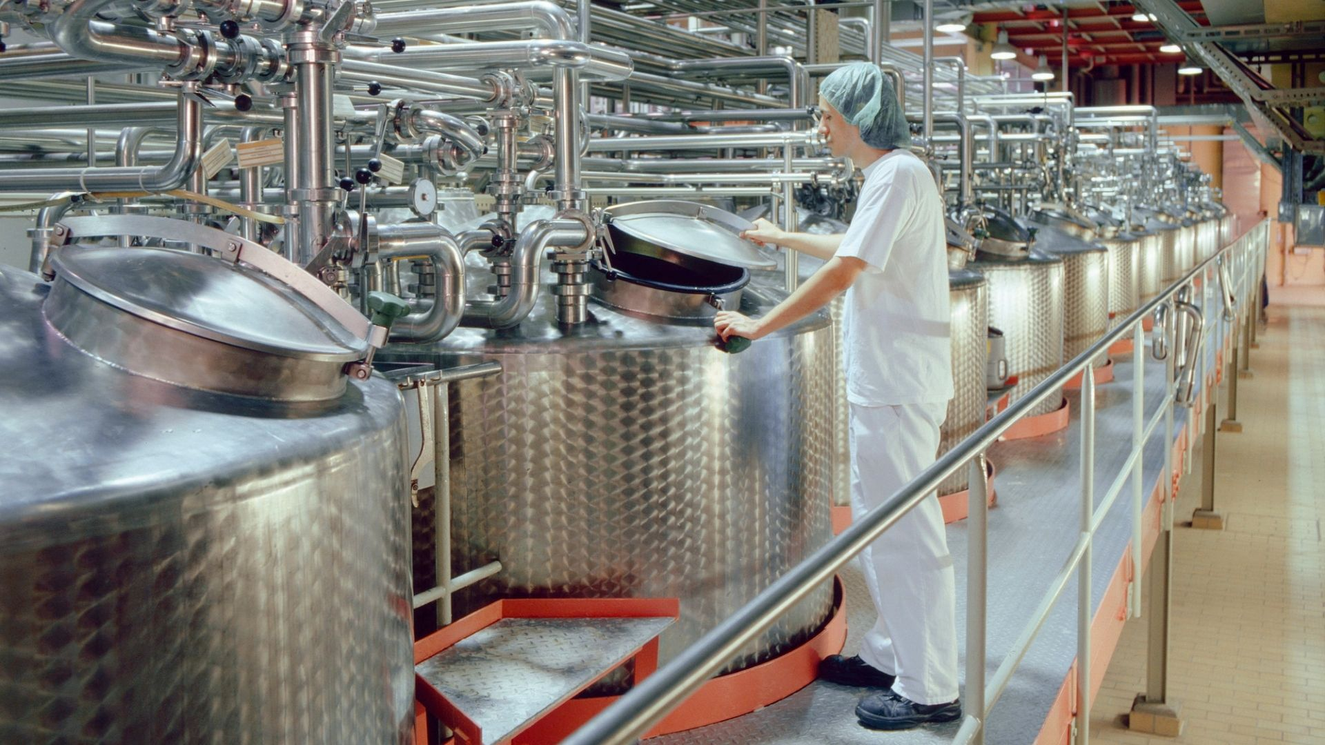 Production of Raw materials at Gelita