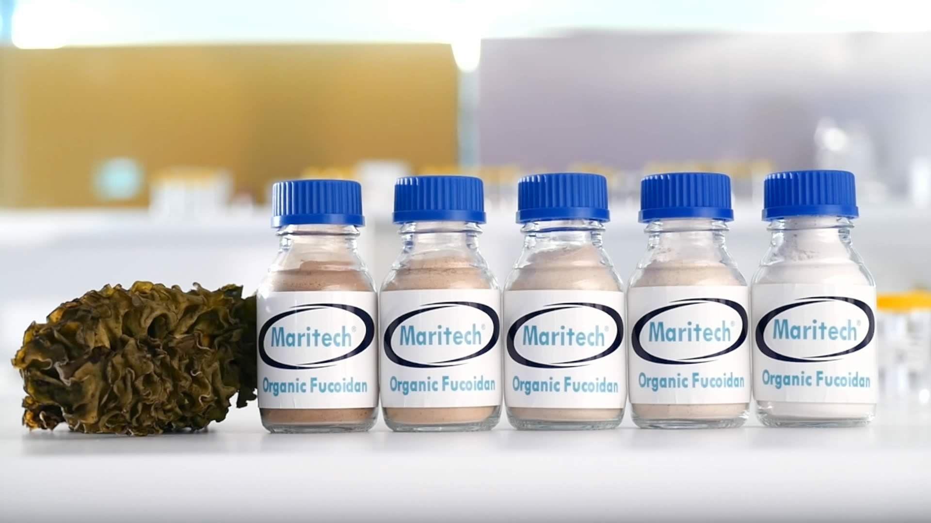 Marintech Organic Fucoidan powder