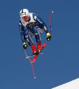 Peter Fill Downhill racing