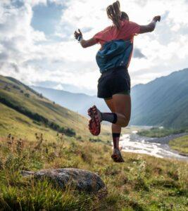 Kirra Balmanno caucasus trailrunning