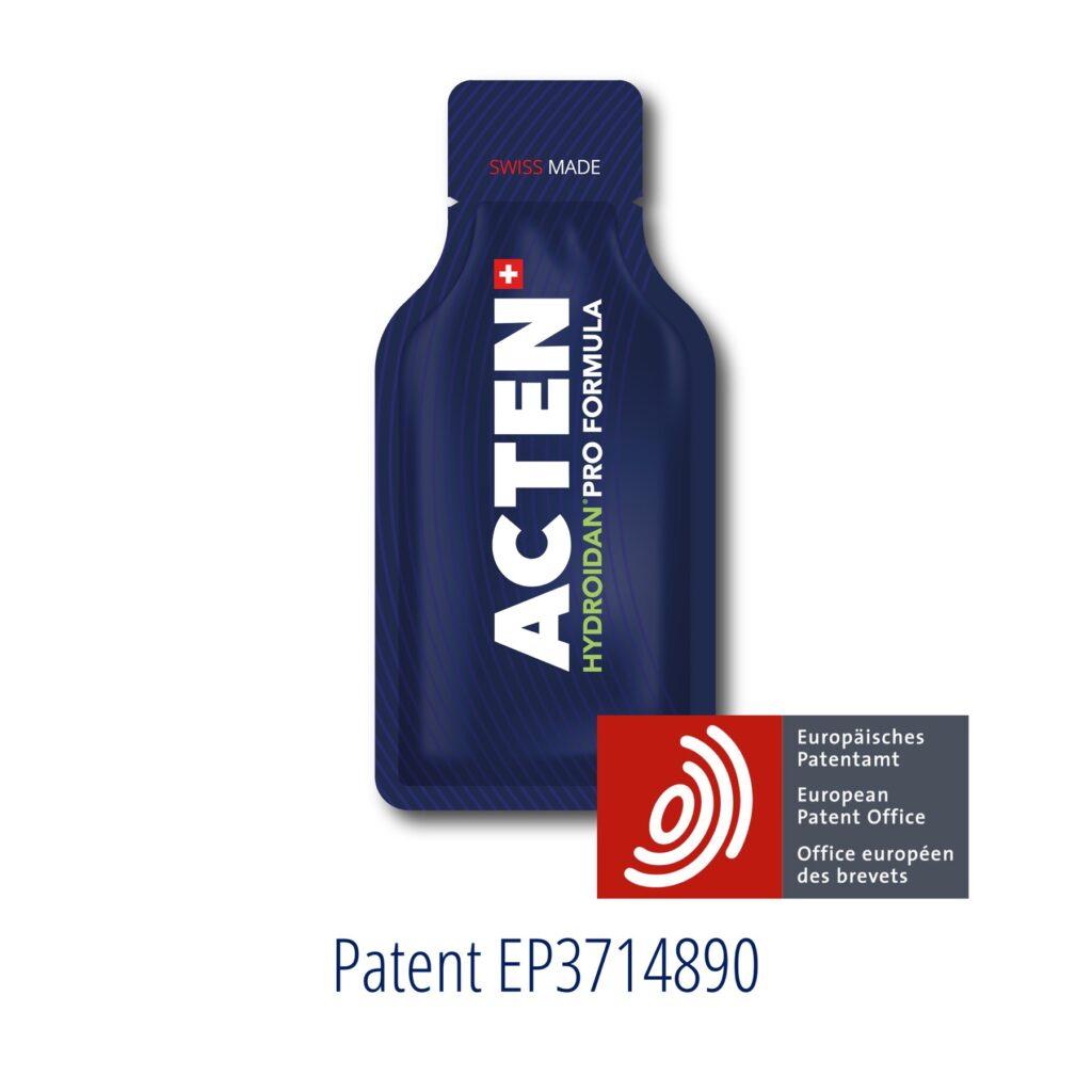 Acten Patent