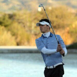 Federico De Magistris Golf Instructor