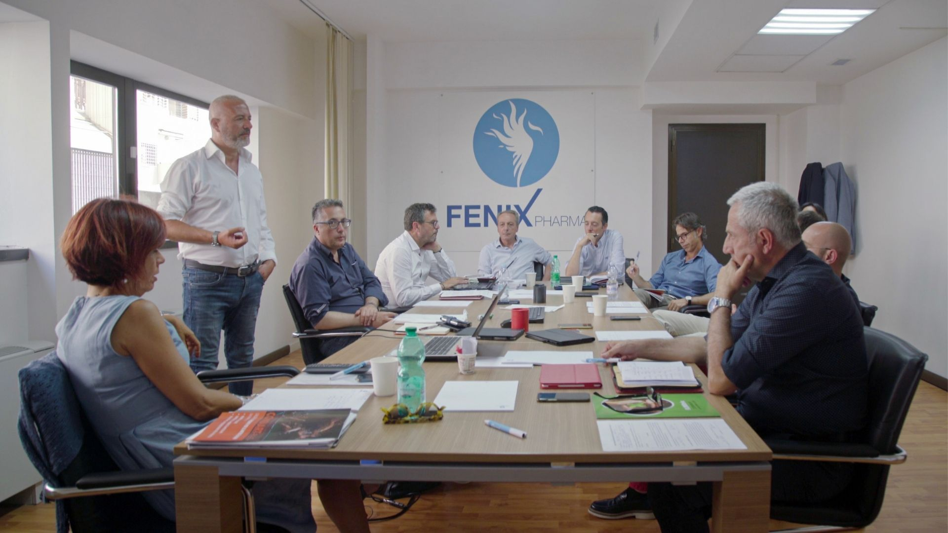 Fenix Life Team Meeting