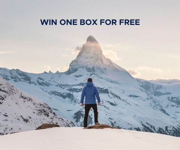 Social media Campaign One free box of natural joint gel supplement