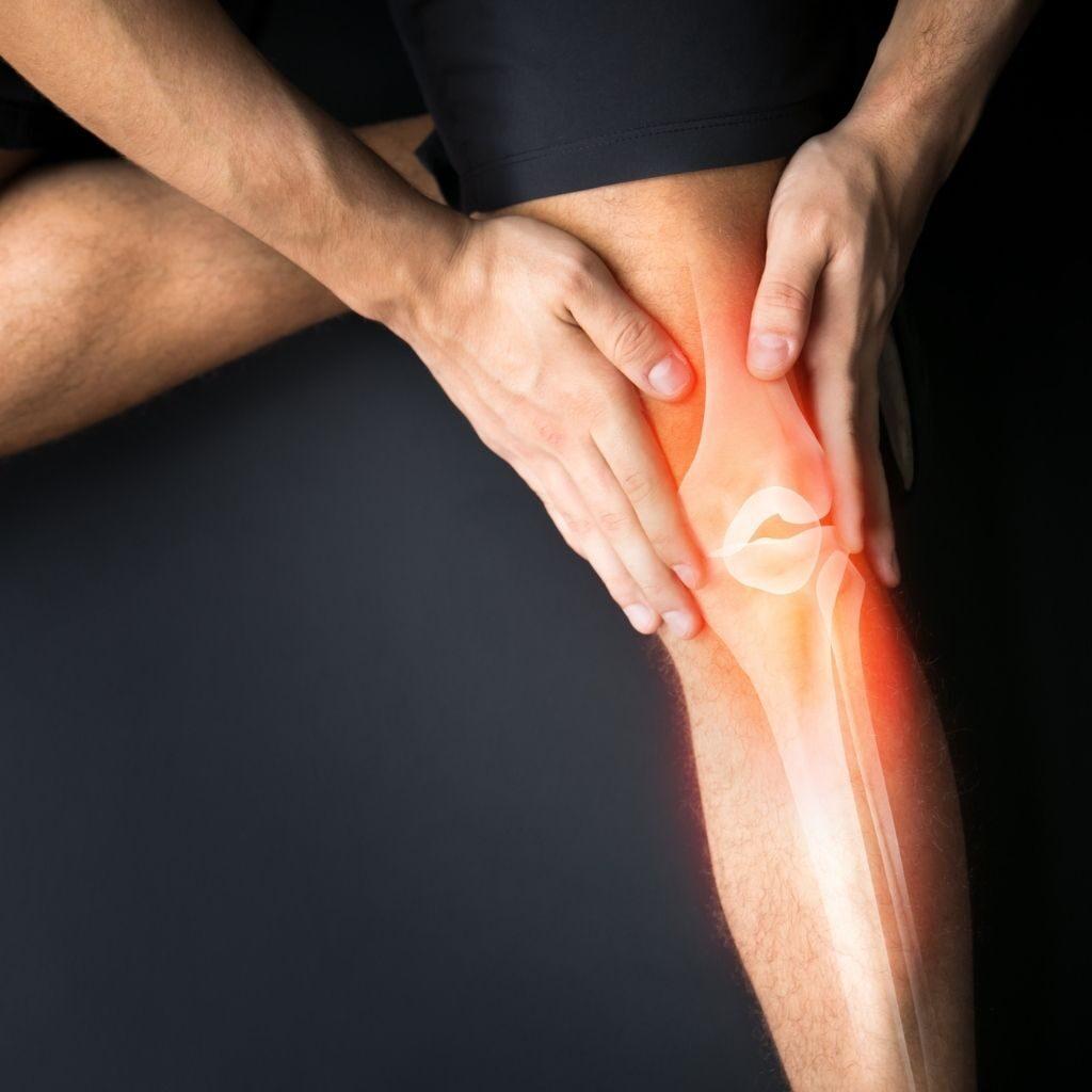 Was dem Knie gut tut