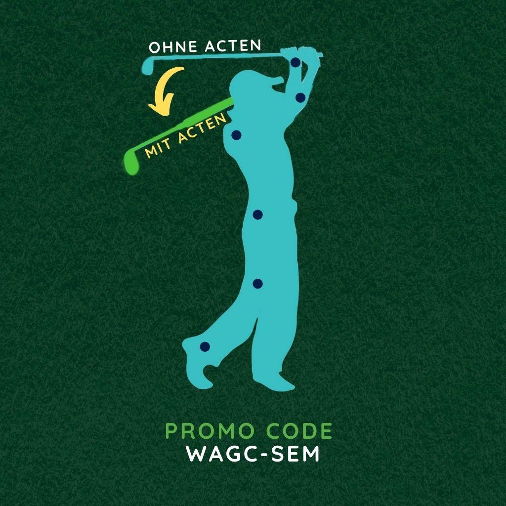 WAGC Pormotion Code für mehr Flexibilität und mehr Länge